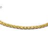 Lemezelt arany nyakék