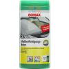 SONAX Üvegtisztító kendő 20 db