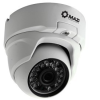 MAZi IVN-21IRL 2MP kültéri dóm IP kamera, 15-20m IR táv (23db LED), 3.6mm (76° látószög), 12V DC, Onvif protokol, 2 év gar.