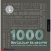 1000 üdvözlőlap és meghívó - Kreatív levelezési formák minden alkalomra