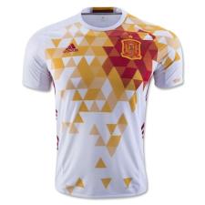 Spanyol válogatott idegenbeli mez 2016 női edző felszerelés