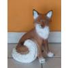 Róka-ülő-32 cm