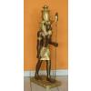 Egyiptomi isten-Hnum-Kosfejű-álló-95 cm