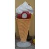 Fagyi-SZEMETES/Kuka-145 cm