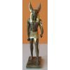 Anubisz- 60cm/bronz-arany