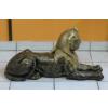 Szfinx-antik arany