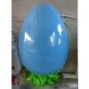 Húsvéti tojás-52cm-füvön-kék
