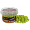 Carp Academy Fluo Pop Up Boilie Ananász-Banán 20mm 100g