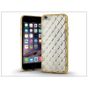 Apple iPhone 6/6S hátlap - Luxury Gel - gold