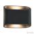 Leds C4 Leds-C4 DIAGO 05-9873-Z5-CLV1 antracit LED 10W 12,8x18x9,5cm