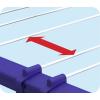 LEIFHEIT PEGASUS 150 SOLID SLIM VARIOLINE pillangó ruhaszárító állítható hu