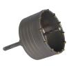 EXTOL PREMIUM EXTOL körkivágó téglához, SDS befogás; 80 mm, 100mm hosszúságú szár
