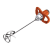 EXTOL PREMIUM_ EXTOL elektromos festék- és habarcskeverő gép (mixer) 1600W, M14 menet, lágy indítás, ford I=180-380/min, II=300-650/min