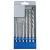 Extol betonfúró klt. normál befogás ; 6db, 5-12mm, (5-6-8×110, 8-10-12×160)