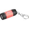 EXTOL LIGHT EXTOL LED lámpa, mini, 0,5 W, 30 Lumen, USB töltőcsatlakozóval, töltési idő kb. 2 óra, világítás: kb. 4 órás, 16g, kulcstartós