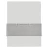 EGLO Nadela – 93438 – kültéri falra szerelhető LED lámpa, rozsdamentes acél, 2x2,5W, 2x180 lm, 3000K melegfehér