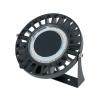 20W 4000K RING mini LED reflektor lámpa fekete