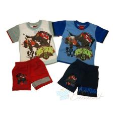 Disney Cars baba, gyerek együttes (méret:86-128)