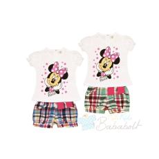 Disney Minnie 2 részes lányka szett (méret: 74-116)
