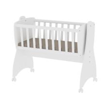 Lorelli First Dreams ringatható babaágy - White kiságy, babaágy