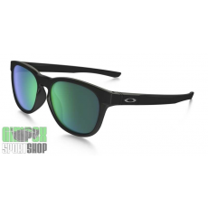 OAKLEY Stringer Matte Black Jade Iridium