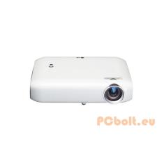 LG LG PW1000 LED LED, WXGA,1280x800,1000ANSI Lumen,100000:1,230,6x162x53mm,1,16kg,3év projektor