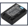Panasonic SDR-T71 Series 3.7V 1000mAh utángyártott Lithium-Ion kamera/fényképezőgép akku/akkumulátor