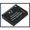 Panasonic DMC-LX5 3.6V 1250mAh utángyártott Lithium-Ion kamera/fényképezőgép akku/akkumulátor
