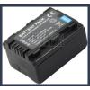 Panasonic HDC-TM80 Series 3.7V 1790mAh utángyártott Lithium-Ion kamera/fényképezőgép akku/akkumulátor