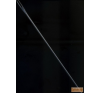 Fém fuvolatisztító pálca fúvós hangszer kiegészítő