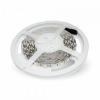 LED szalag 5050 - 30 LEDs Hideg fehér /nem vízálló/ 2133