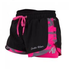 Gorilla Wear Denver Shorts Black/Pink