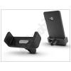 Haffner Univerzális szellőzőrácsba illeszthető PDA/GSM autós tartó - fekete