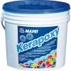 Mapei Kerapoxy középszürke epoxi ragasztó - 2kg
