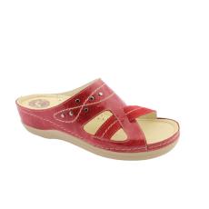 Salus Liberty Női Papucs Piros 4005 35-42 méretek (Kényelmi papucs)