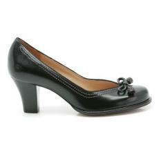 Clarks Bombay Lights Női magassarkú cipő fekete 36 - 40 méretek