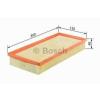 Bosch 1457433319 Levegőszűrő SEAT CORDOBA, IBIZA, SKODA FABIA, ROOMSTER, VOLKSWAGEN POLO
