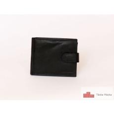 P083 La Scala fekete férfi pénztárca