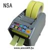 NSA ZCUT9 Ragasztószalag adagoló, asztali, automata vágással (1971)