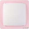 Dalber COLORS 43006S rózsaszín 2xE27 max. 40W 38x38x7.5 cm