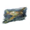 HobbyBoss P-40B C Hawk 81 repülő makett HobbyBoss 80209
