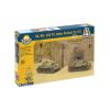 Italeri SD. KFZ. 161 PZ. KPFW. IV AUSF.F1/F2 tank makett Italeri 7514