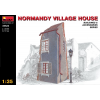 MiniArt NORMANDY VILLAGE HOUSE épület dioráma makett Miniart 35524