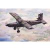 Pilatus PC-6B-2 H-2 Turbo-Porter Military repülő makett Roden 443