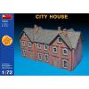 MiniArt City House épület makett MiniArt 72030