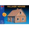 MiniArt Village House épület makett MiniArt 72024