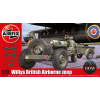 AIRFIX WILLYS JEEP TRAILER & HOWITZER makett Airfix A02339