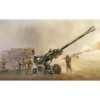 TRUMPETER M198 155mm Medium Towed Howitzer löveg makett Trumpeter 02319