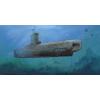 TRUMPETER German Type XXIII U-Boat tengeralattjáró makett Trumpeter 05908