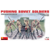 MiniArt Pushing Soviet Soldiers figura makett Miniart 35137